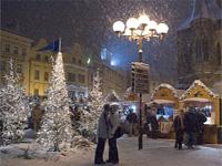 Natale e Capodanno a Praga