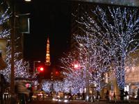 Natale e Capodanno a Tokyo