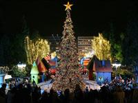 Natale e Capodanno ad Atene