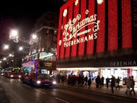 Viaggio di Natale a Londra