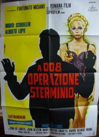 A 008, operazione Sterminio