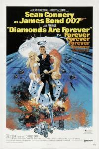 Agente 007, una cascata di diamanti