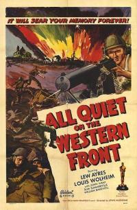 All'ovest niente di nuovo