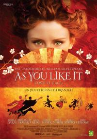 As You Like it: Come vi piace