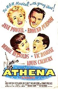 Athena e le 7 sorelle