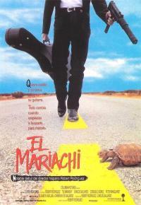 El mariachi, suonatore di chitarra