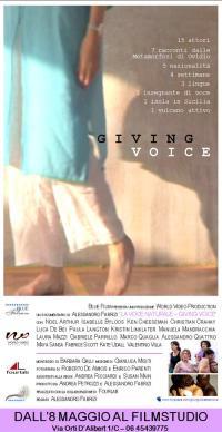 Giving Voice - La voce naturale