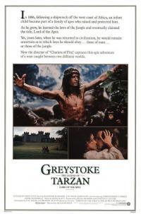 Greystoke la leggenda di Tarzan il signore delle scimmie