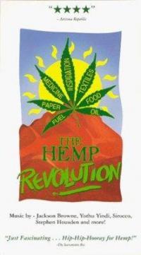 Hemp Revolution. La Rivoluzione della Canapa