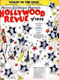 Hollywood che canta