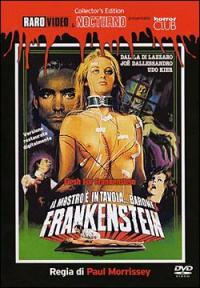 Il Mostro è in tavola barone Frankenstein