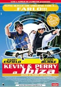 Kevin e Perry a Ibiza