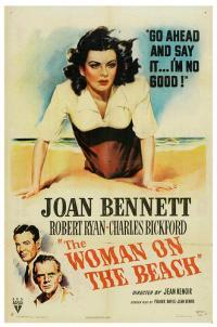 La Donna della spiaggia