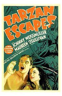 La Fuga di Tarzan