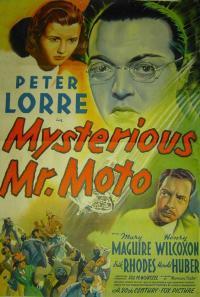 Mysterious Mr. Moto