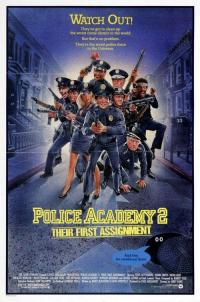 Scuola di polizia II: prima missione