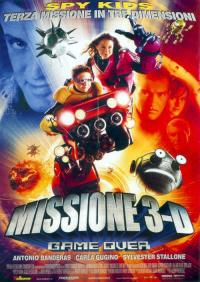 Spy Kids: Missione 3D - Game Over