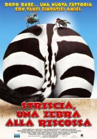 Striscia, una zebra alla riscossa