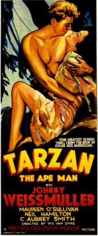 Tarzan, l'uomo scimmia