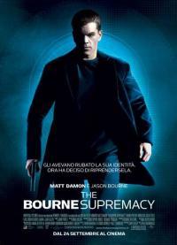 The Bourne supremacy il film