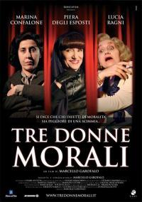 Tre donne morali
