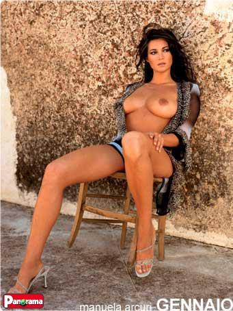 Manuela Arcuri Hot Porn Nude Naked XXX