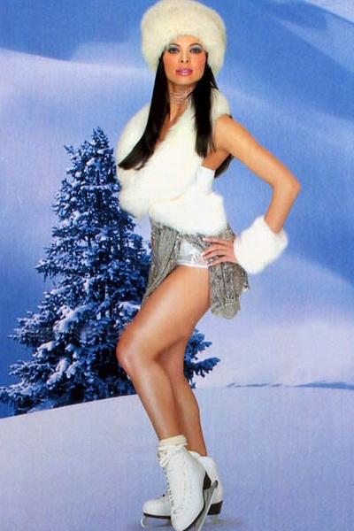 Calendario Natalia Estrada 2002