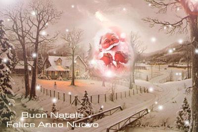 Una Cartolina da Babbo Natale
