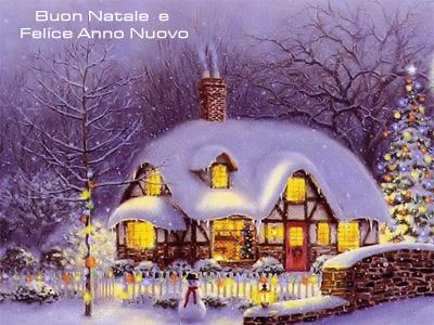 Un'altra cartolina di Auguri di Natale