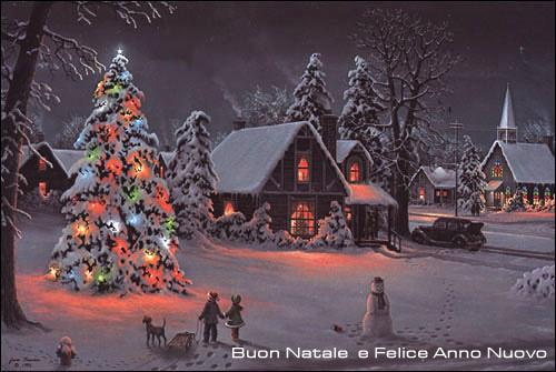 Immagini Animate Buon Natale E Felice Anno Nuovo.Card Cartoline Gif Animate Wallpaper Per Auguri Di Buon Natale E