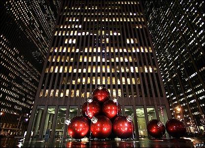 Natale a New York - Fra i Grattacieli