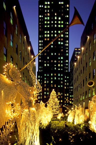 Natale a New York - Rockefeller