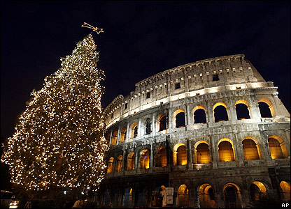 Natale a Roma - Colosseo