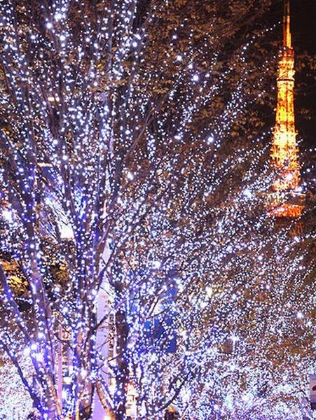 Natale a Tokyo - Roppongi Hills