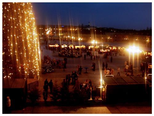 Natale a Vienna - Schönbrunn