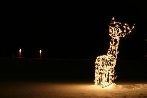 Foto di Natale - Paesaggi Romantici