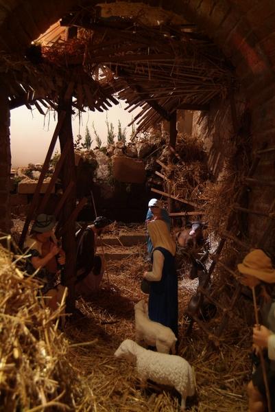 Foto di Natale - Presepe - Capanna
