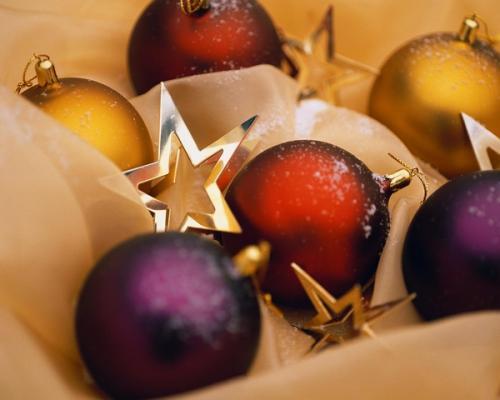 Immagini di Natale - Palline Addobbi