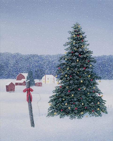 Immagini Natalizie - Albero di Natale