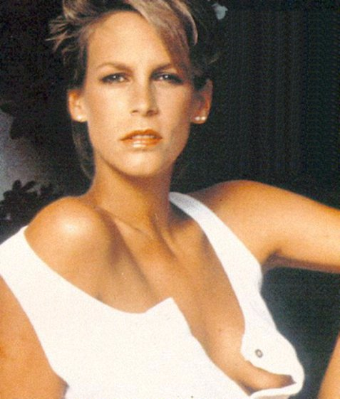 Nicole jamie lee curtis well, not