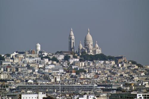 Butte de Montmartre & Sacré Coeur