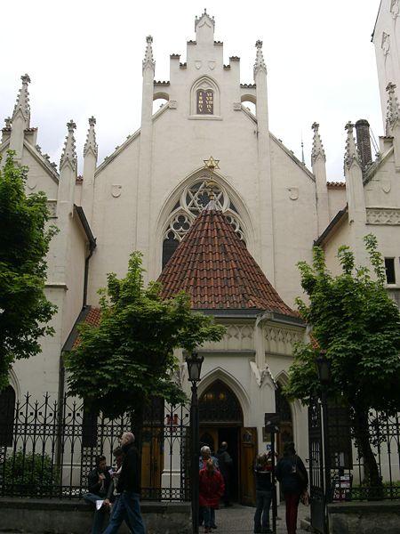 Praga Ebrea - Sinagoga Maisel