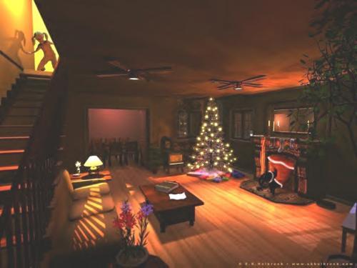 Sfondi Alberi di Natale