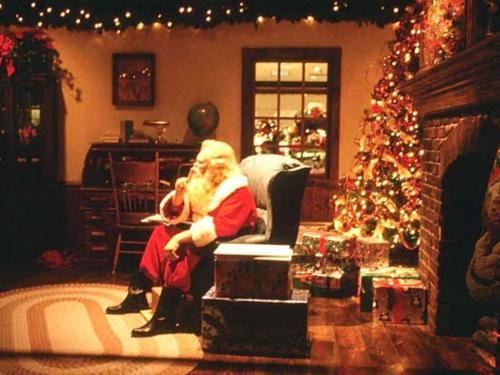 Sfondi Babbo Natale