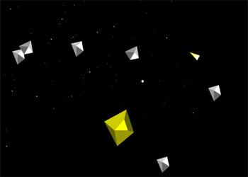 Gioco Asteroids