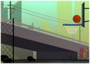 Gioca a Basket Tricks