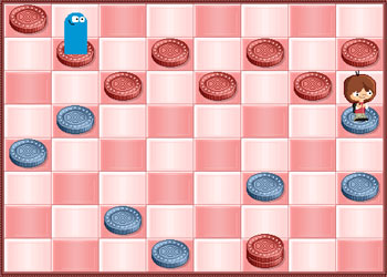 Gioco Big Shot Checkers