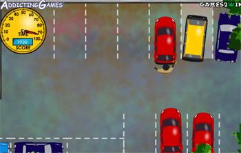 Gioca on line a Parcheggia il Taxi gratis
