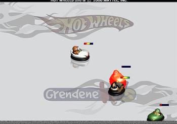 Gioca on line a Bumper Cars Demolition - Auto Scontro gratis