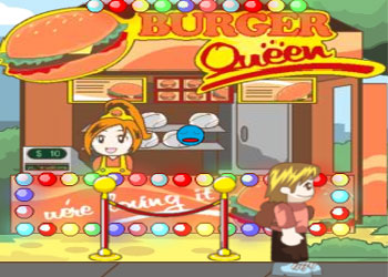 Gioca on line a Burger Queen gratis